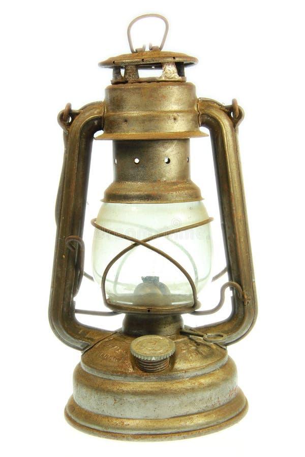 Lámpara de la gasolina foto de archivo