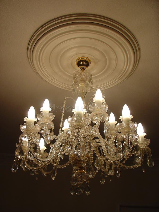 Lámpara De La Vendimia Imagen de archivo