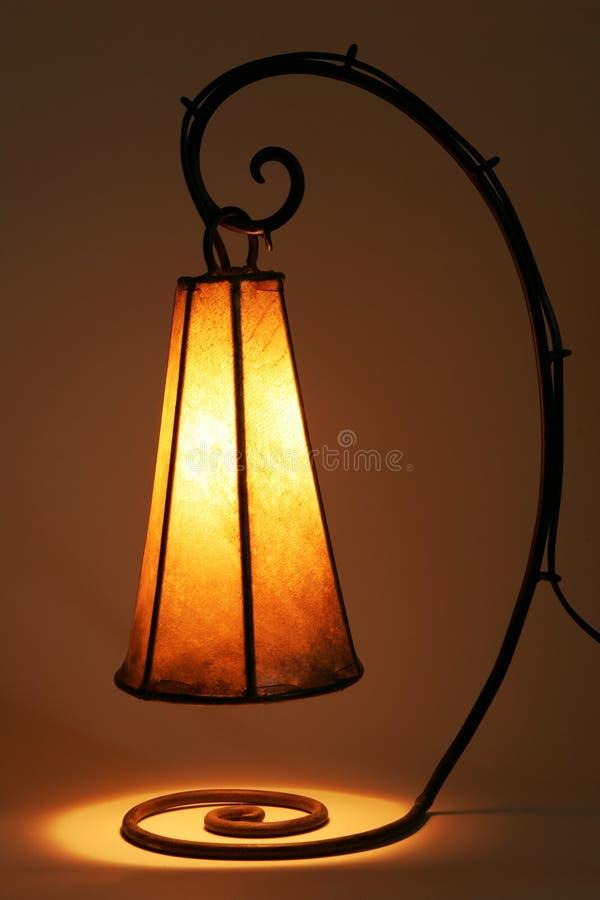 Lámpara del vintage