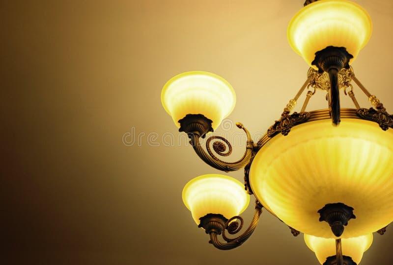 Lámpara de lujo fotos de archivo