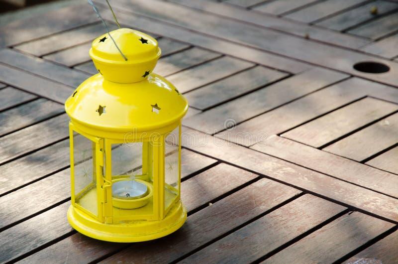 Lámpara de petróleo fotografía de archivo
