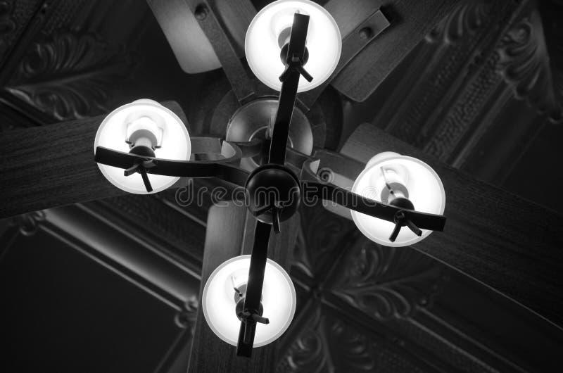 Lámpara elegante fotos de archivo libres de regalías