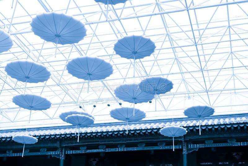Lámpara en el techo fotografía de archivo