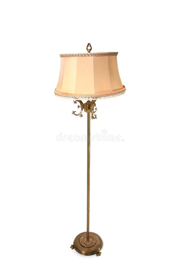 Lámpara estándar imagen de archivo libre de regalías