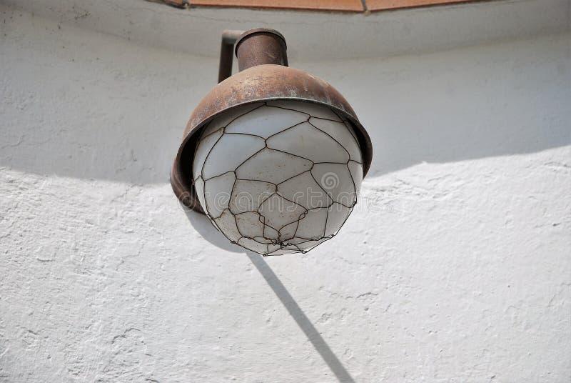 Lámpara marina imagenes de archivo