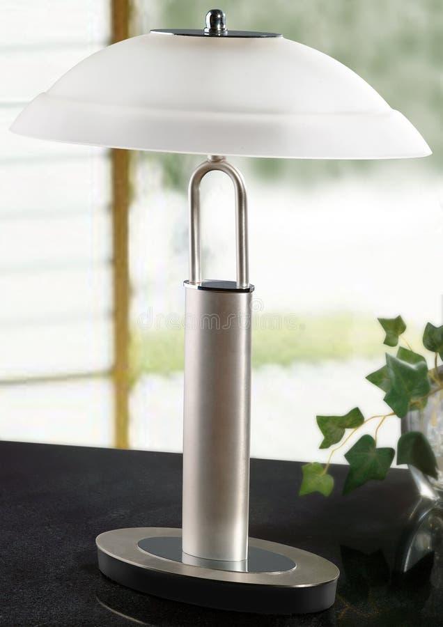 Lámpara moderna de Fenton imagenes de archivo