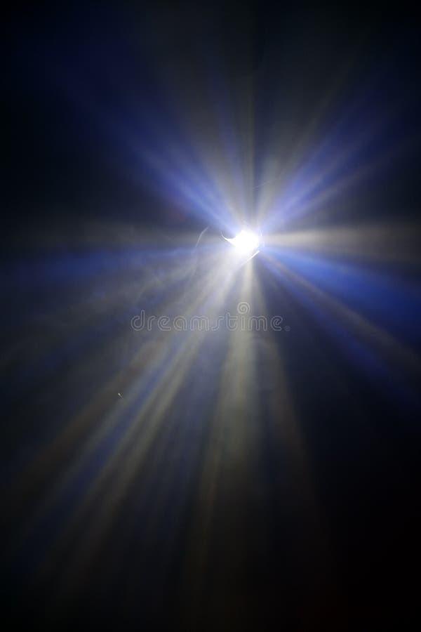 Lámpara y luz foto de archivo libre de regalías
