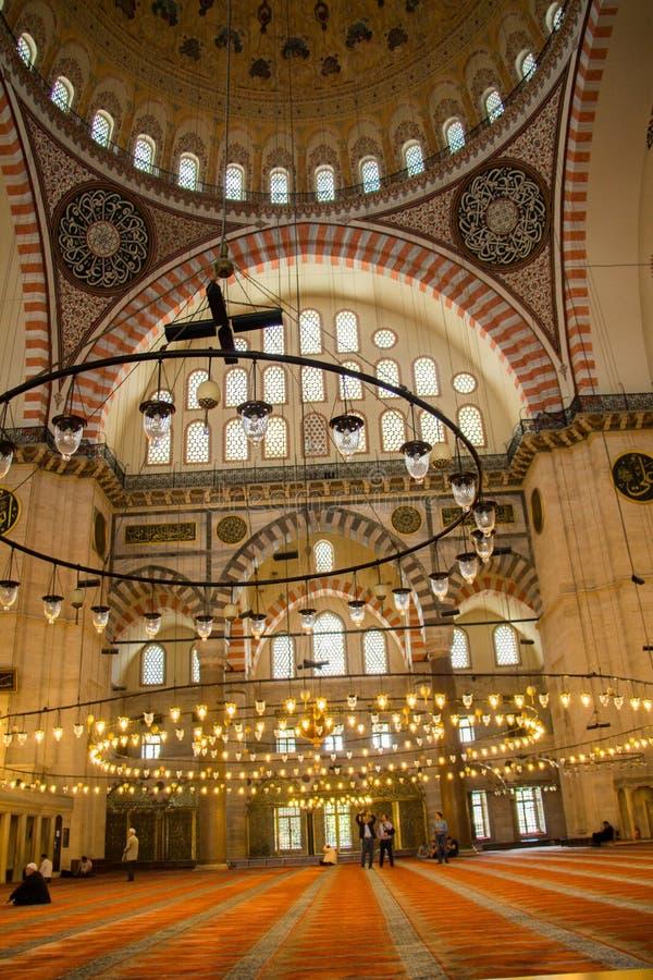 Lámparas del techo del estilo del otomano para la decoración imágenes de archivo libres de regalías