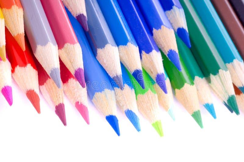 Lápices. foto de archivo libre de regalías