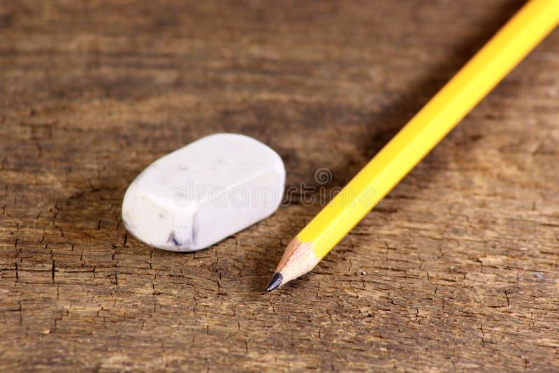 Lápis afiado do ponto imagem de stock
