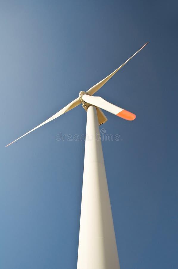 Lâmina do moinho de vento imagens de stock