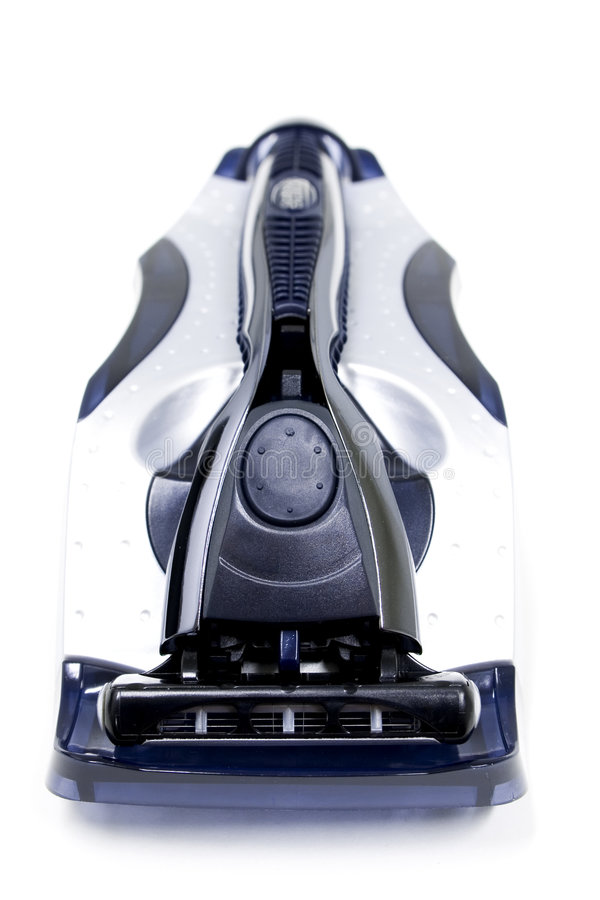 Download Lâmina montada imagem de stock. Imagem de grooming, razors - 50545