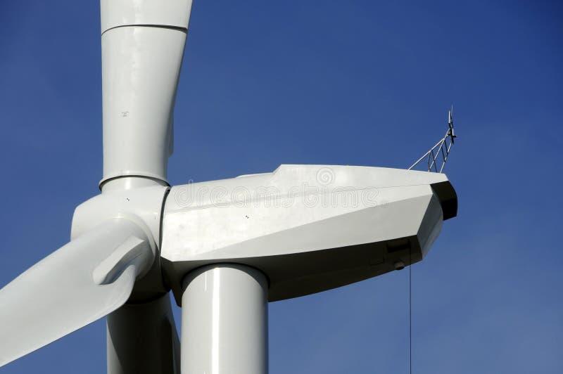 Lâminas 3 da energia de vento foto de stock royalty free