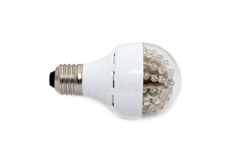 Lâmpada do diodo emissor de luz imagem de stock royalty free