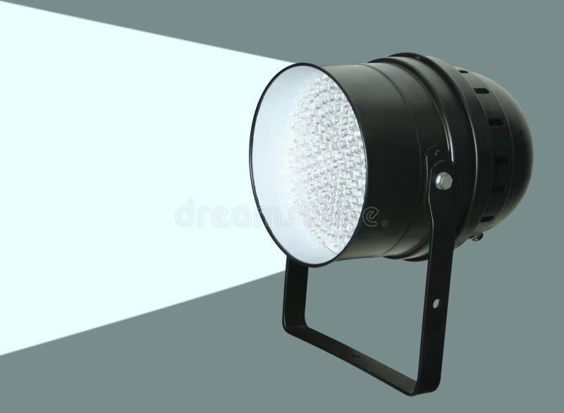 Lâmpada do diodo emissor de luz imagens de stock royalty free