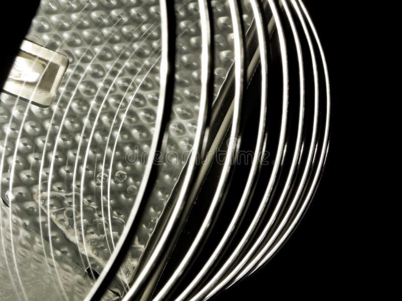 Lâmpada do halogênio imagens de stock