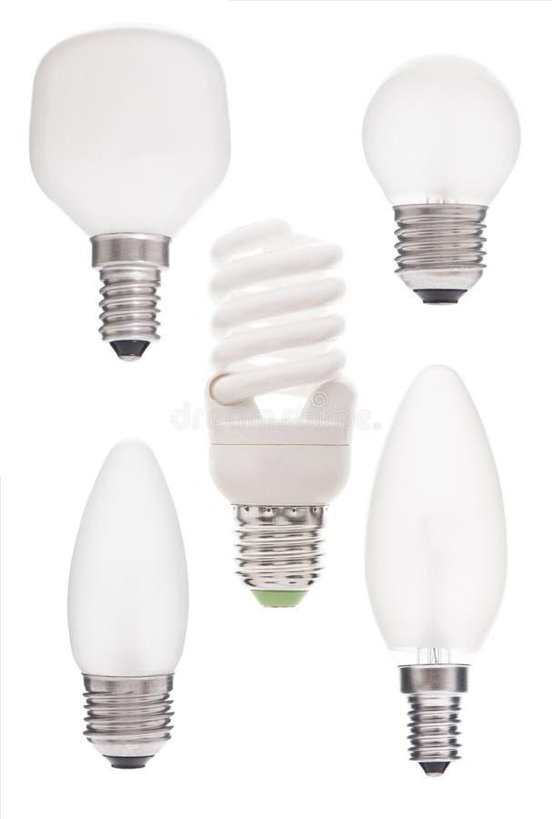 lâmpadas fotografia de stock royalty free