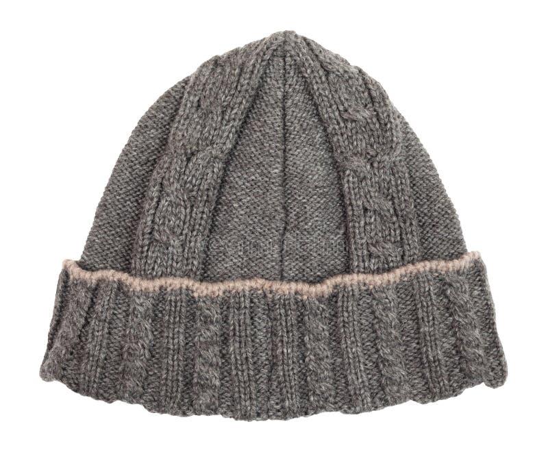 Lãs do beanie do chapéu fotos de stock royalty free