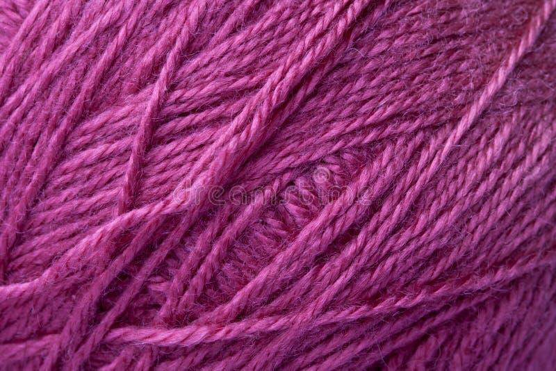 Lãs roxas fotos de stock