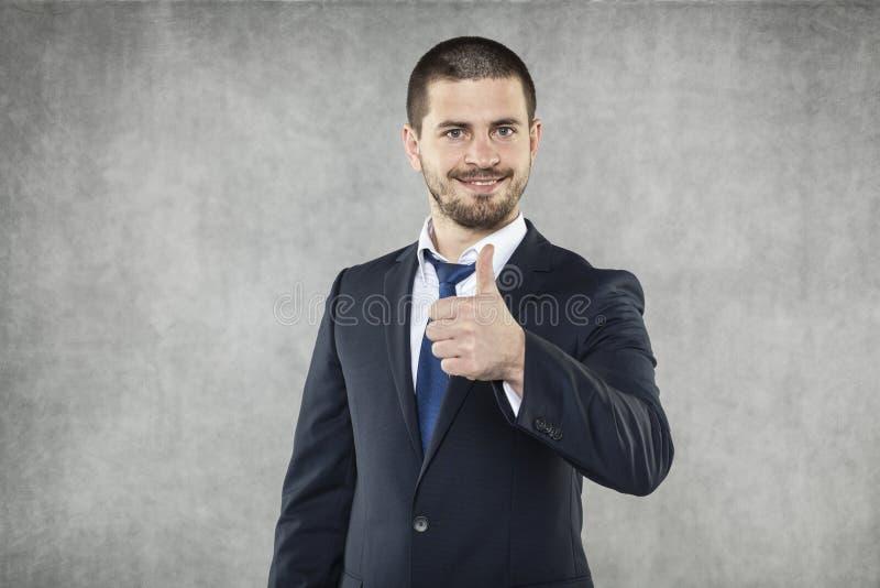 Lächeln, alles ist jetzt OKAY lizenzfreie stockfotografie