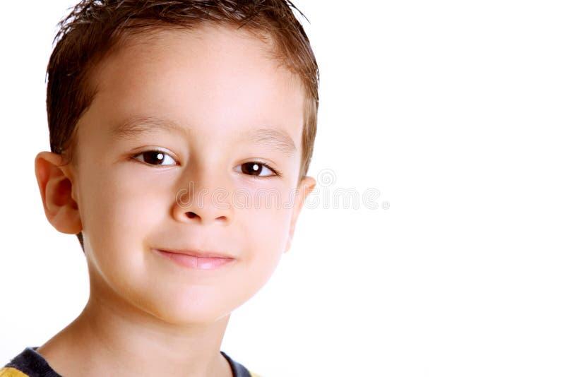 Lächelndes Gesicht stockfotos