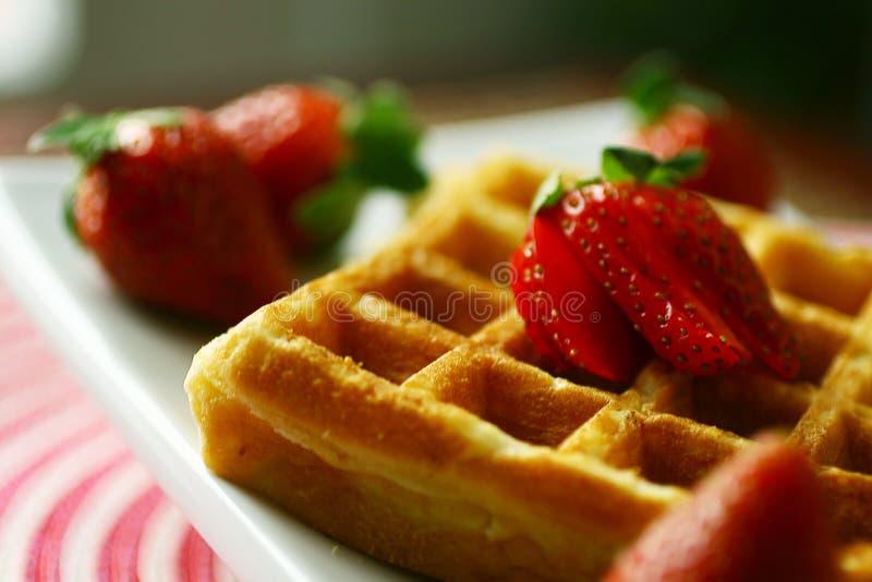 läcker frukost arkivfoton