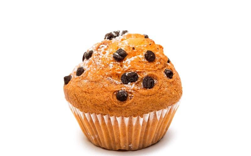 läcker muffin för choklad royaltyfria foton
