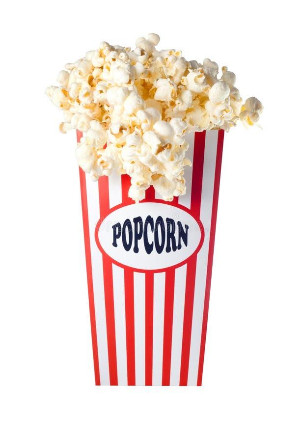 läcker popcorn royaltyfria bilder