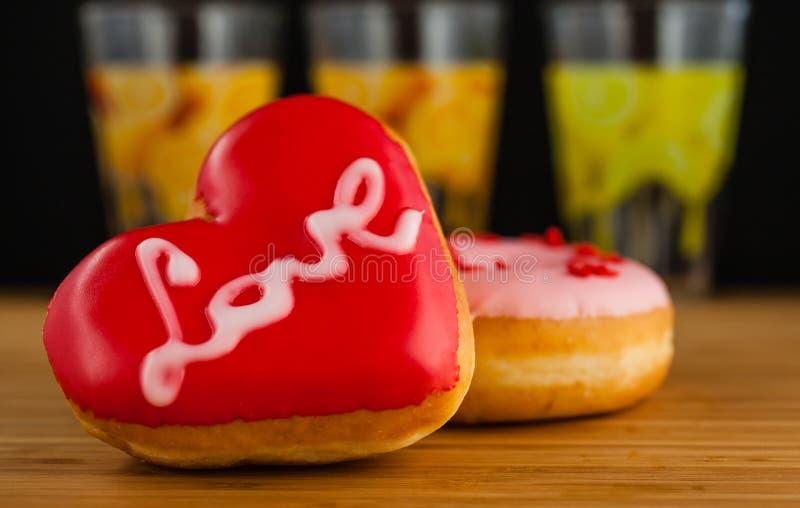 Läckra Donuts royaltyfri foto