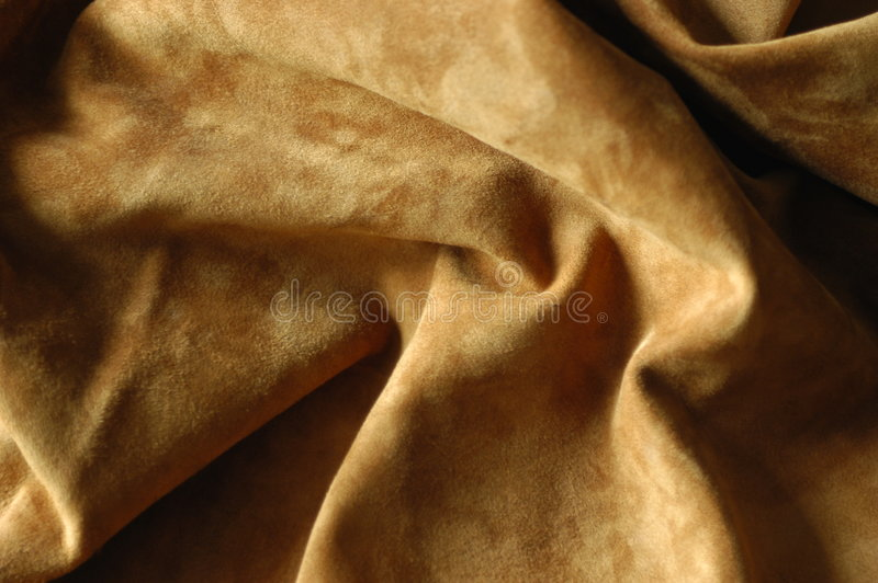 lädersuede royaltyfri fotografi