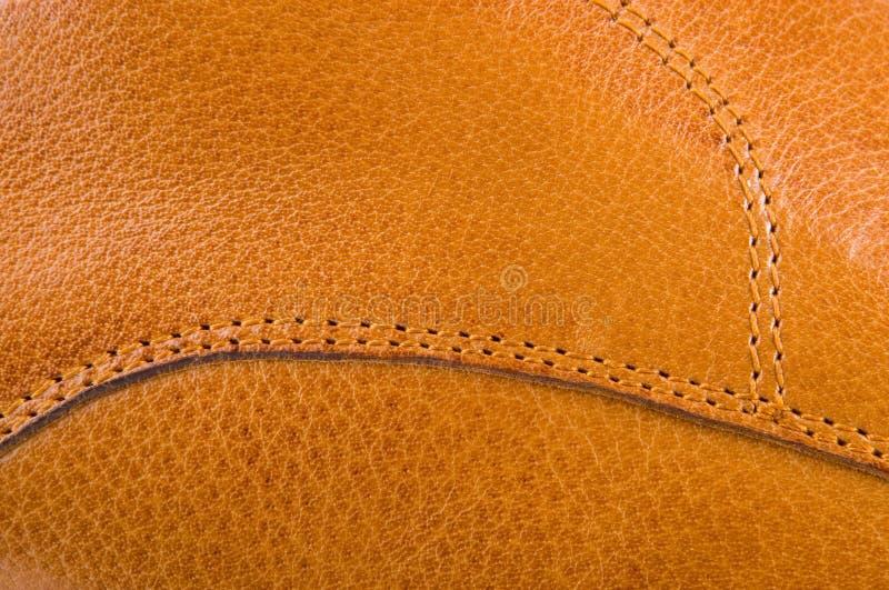 lädertextur royaltyfri fotografi