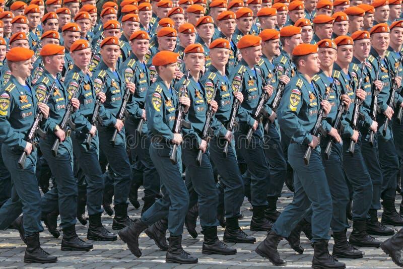 lägen för arménödlägedepartement arkivbild