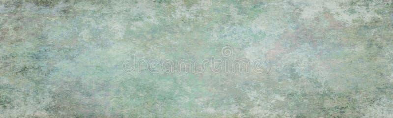 Länge ultra bred panorama- bakgrund royaltyfri illustrationer