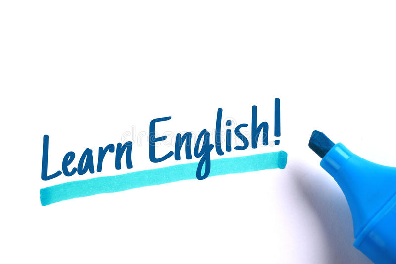 Lär det engelska begreppet arkivfoton
