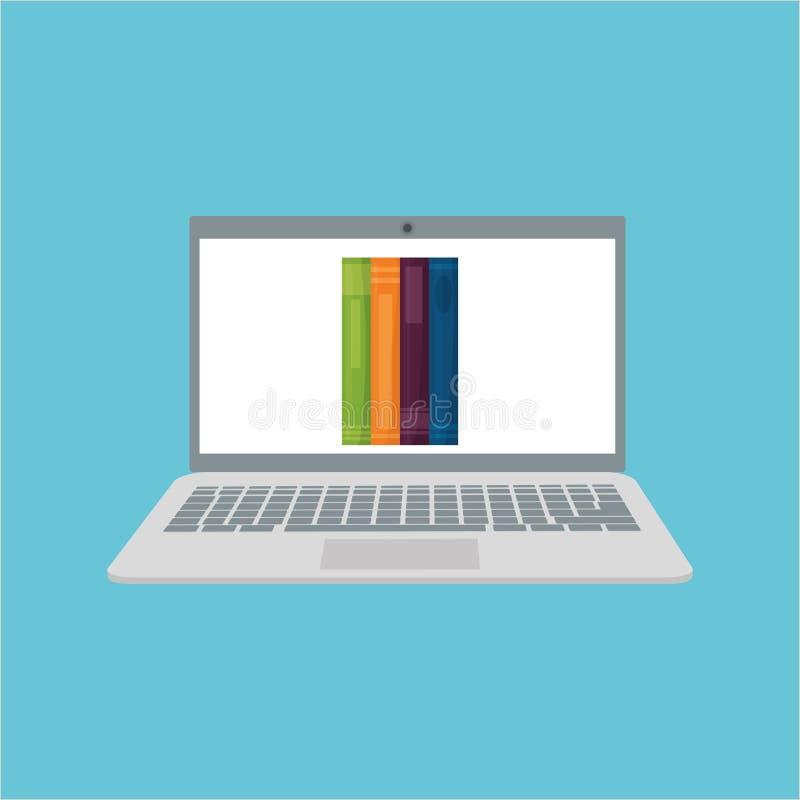 Lära grafisk design, vektorillustration stock illustrationer
