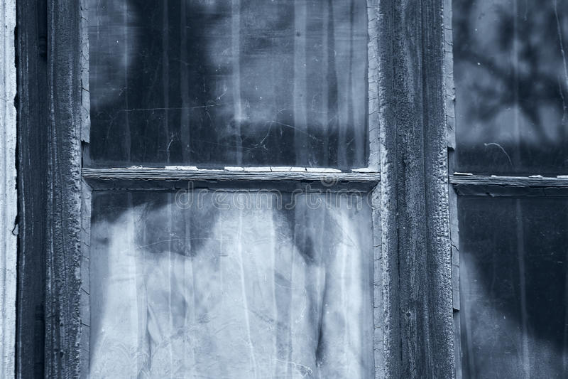 läskig platskvinna för fasa fotografering för bildbyråer