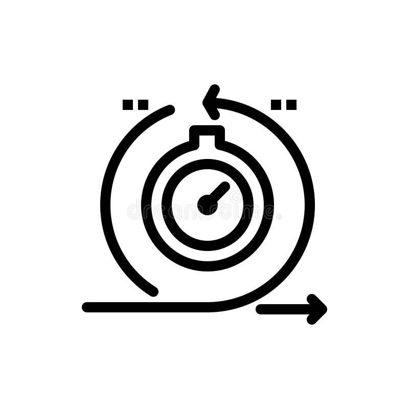 Lättrörligt, cirkulering, utveckling, snabba, upprepningsblått och röd nedladdning och att köpa nu mallen för rengöringsdukmanick stock illustrationer
