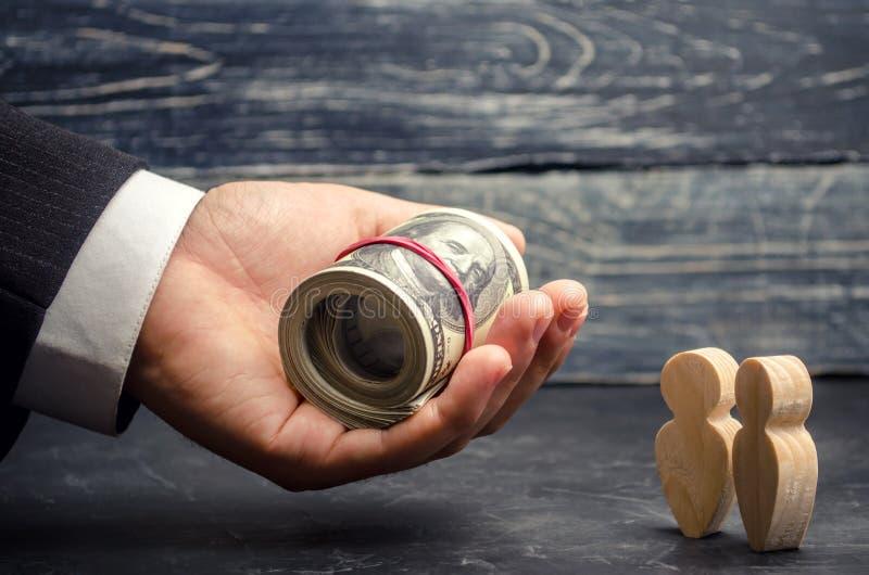 Låna en affär Konsumentutlåning Krediteringar för utbildning Betalning av pensioner Pensionsfond Sociala betalningar Stötta det f arkivfoto