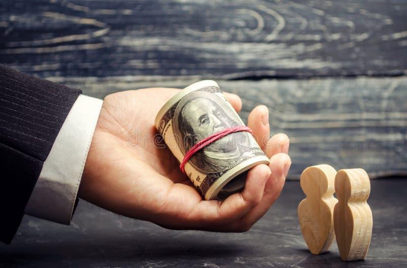 Låna en affär Konsumentutlåning Krediteringar för utbildning Betalning av pensioner Pensionsfond Sociala betalningar Stötta det f arkivbilder