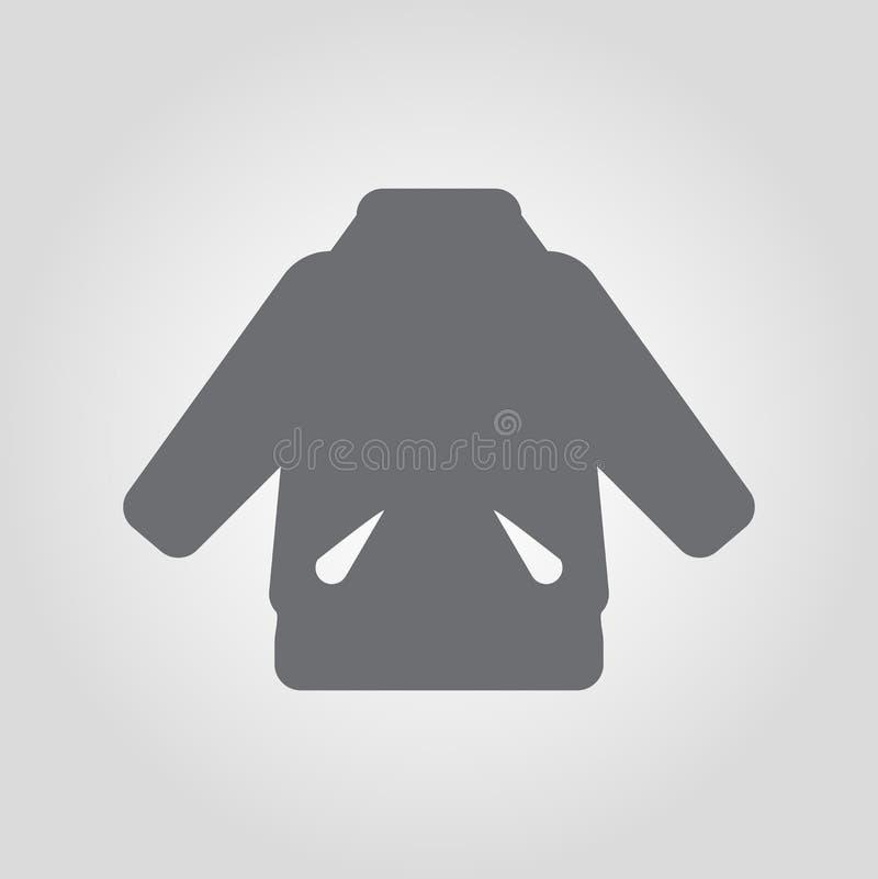 Lång slav- omslagssymbol vektor illustrationer