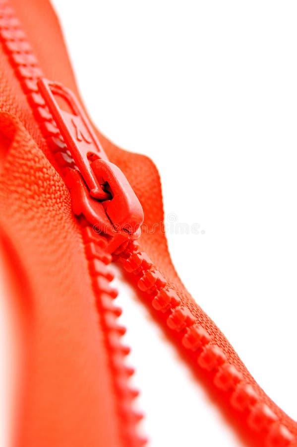 lås zipperen royaltyfri fotografi