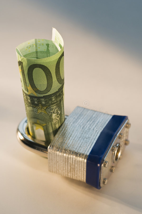 Låsta euros