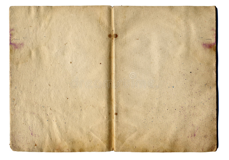 låter vara anteckningsboken den gammala skolan arkivfoto