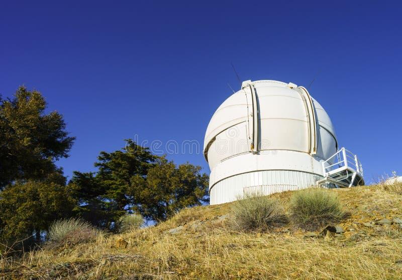 Léchez l'observatoire photographie stock libre de droits