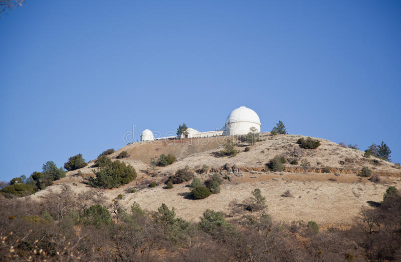Léchez l'observatoire photos stock