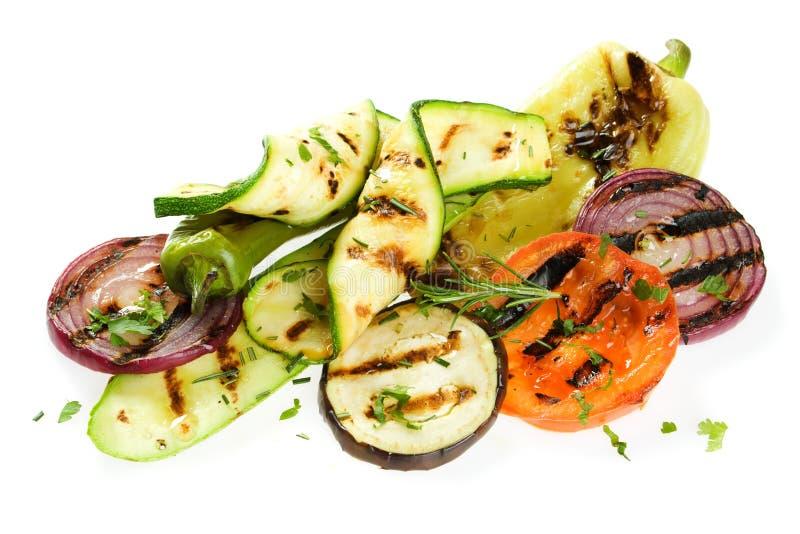 Légume grillé images stock