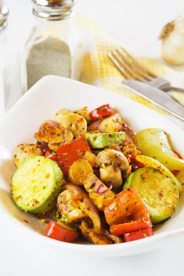 Légume grillé image stock