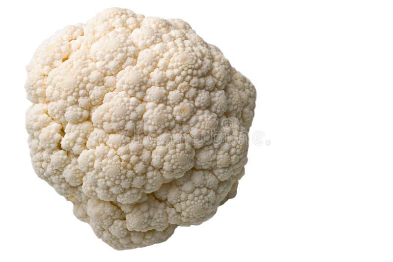 Légume nutritif saisonnier de chou de chou-fleur image libre de droits