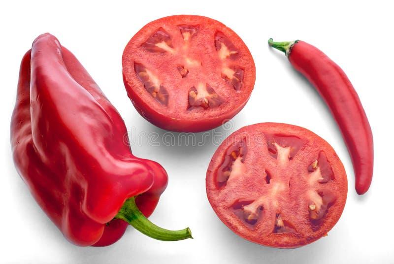 Légume rouge photographie stock libre de droits