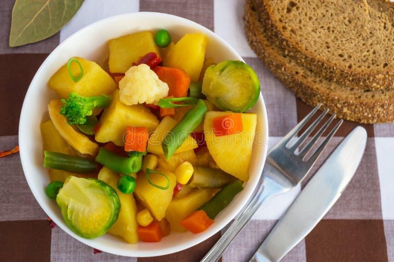 Légume Stew image stock